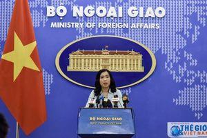 Cứu ngư dân Philippines, tàu cá Việt Nam 'thực hiện nghĩa vụ quốc tế khi hoạt động trên biển'