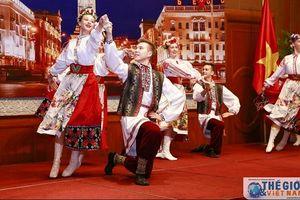 Long trọng kỷ niệm Quốc khánh Cộng hòa Belarus tại Hà Nội