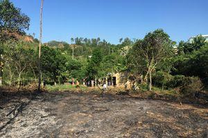Đốt rẫy, lão nông 88 tuổi bị lửa táp, tử vong