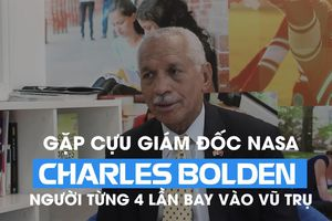 Cựu giám đốc NASA: người Việt sẽ có cơ hội làm việc trên trạm không gian ISS