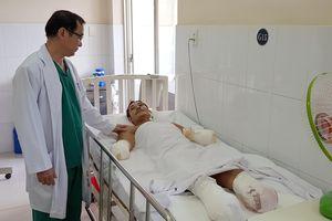 Vì sao bệnh nhân người nước ngoài bị cắt cụt 2 tay, 2 chân?