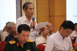 Cử tri Hà Nội đề nghị xử lý nghiêm cán bộ, thanh tra vòi vĩnh