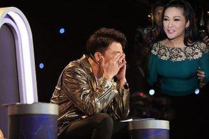Trấn Thành bật khóc trên sóng truyền hình khi nói đến sức khỏe của Như Quỳnh