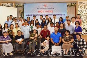 Quyền tiếp cận giao thông hàng không của người khuyết tật