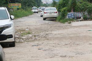 Hà Nội: Có 1km đường làm hơn chục năm chưa xong