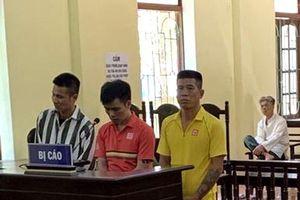 Ba đối tượng hành hung nữ nhân viên hàng không Vietjet Air lĩnh án