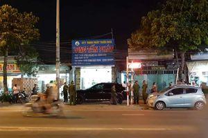 Công an khám xét nhà Nguyễn Tấn Lương, người gọi Giang 36 tới bao vây xe chở Công an