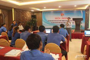 Trung ương Đoàn tập huấn kiến thức bảo vệ môi trường cho thanh niên Con Cuông