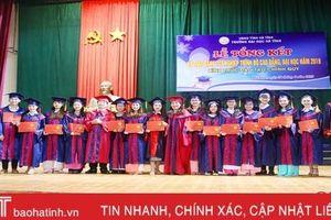 Hơn 25% sinh viên Đại học Hà Tĩnh tốt nghiệp loại giỏi và xuất sắc