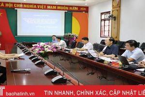 TP Hà Tĩnh kịp thời xử lý các kiến nghị về đất đai của công dân