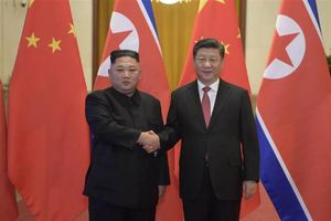 Chủ tịch Trung Quốc Tập Cận Bình bắt đầu thăm Triều Tiên