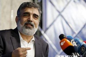 Iran không gia hạn thời hạn chót 60 ngày liên quan thỏa thuận JCPOA