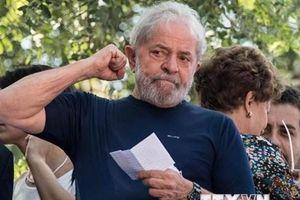 Bộ trưởng Tư pháp bác cáo buộc âm mưu kết án cựu Tổng thống da Silva