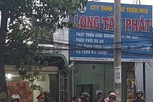 Vụ giang hồ vây xe công an: Bộ Công an khám nhà giám đốc doanh nghiệp vừa bị bắt