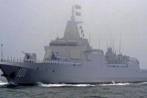 Chuyên gia Trung Quốc: Khu trục hạm Type 055 mạnh nhất châu Á!