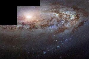 Ảnh cực bất ngờ về thiên hà xoắn ốc tuyệt đẹp Messier 90