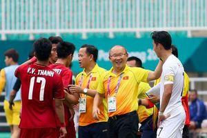 Khi bốc thăm World Cup nóng từng giờ: Thầy Park lại 'ghi bàn' không tưởng