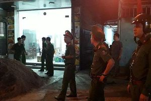 Đồng Nai: Khám xét công ty của giám đốc gọi giang hồ 'vây' xe ô tô chở công an