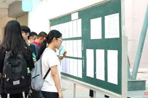 Hôm nay, học sinh Hà Nội chính thức làm thủ tục xác nhận nhập học vào lớp 10