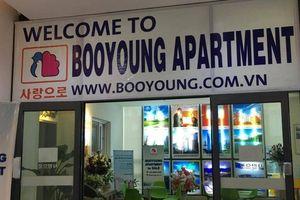 Chung cư CT7-Booyoung Mộ Lao, Hà Đông mới bàn giao đã chặn hành lang