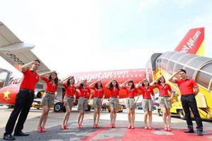 Vietjet nâng cao chất lượng phục vụ hành khách trong dịp hè