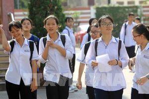Hà Nội: Thuận lợi khi xác nhận nhập học trực tuyến vào lớp 10