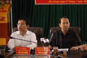Cảnh cáo phó chủ tịch tỉnh và nguyên Giám đốc Sở GD&ĐT Hà Giang
