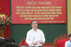Xây dựng nghị quyết mới cho phát triển kinh tế - xã hội Thái Nguyên