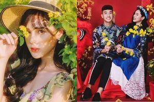 Bạn gái Hoa hậu tố sao U23 Việt Nam: 'Người đẹp trai, đá bóng hay thì vũ phu'