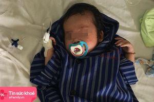 Bé 23 ngày tuổi bị thoát vị bẹn được bác sĩ mổ thành công: Cha mẹ cần chú ý khi thấy con sưng đau vùng bẹn