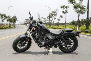 Triệu hồi 2.358 xe Honda Rebel 300 tại Việt Nam do lỗi hộp số