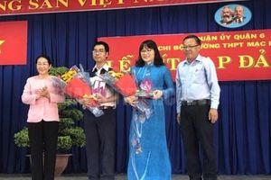 TP HCM: Nam sinh lớp 12 vinh dự được kết nạp Đảng trước ngày thi THPT quốc gia