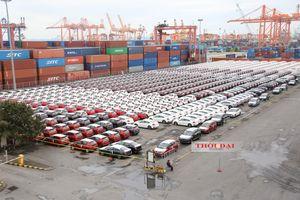 Mỗi ngày Việt Nam nhập khẩu gần 430 xe ô tô