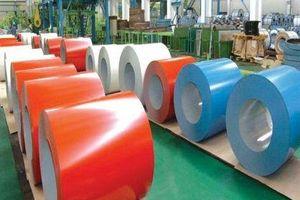 Áp thuế bán phá giá với tôn mạ màu Trung Quốc, Hàn Quốc