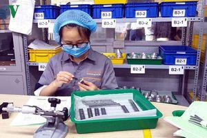 Công nghiệp phụ trợ cần cải tiến về chất lượng và năng suất