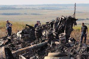 Vụ rơi máy bay MH17: Phát lệnh truy nã quốc tế 4 nghi phạm
