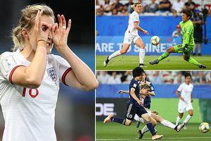 World Cup nữ 2019: ĐT Anh 'đòi nợ' thành công trước ĐT Nhật Bản
