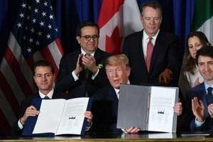 Mexico phê chuẩn Hiệp định NAFTA thế hệ mới - USMCA