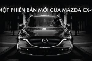 Mazda CX-8: Phiên bản mới của Mazda CX-9