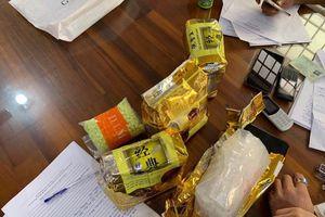 Bắt giữ người đàn ông Australia tuồn nhiều kg ma túy về TP.HCM