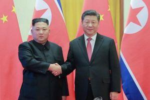 Chủ tịch TQ lên đường thăm Triều Tiên giữa lúc căng thẳng với Mỹ
