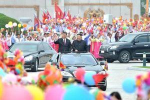 Trung-Triều hội ngộ bất ngờ từ cơ hội lớn