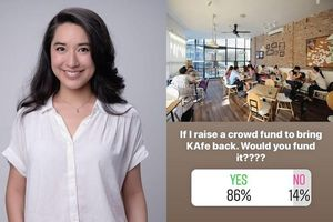 Cựu CEO Đào Chi Anh gọi vốn cộng đồng để mang The KAfe trở lại, dân mạng phản ứng cực mạnh