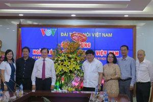 Thứ trưởng Tạ Quang Đông thăm và chúc mừng các cơ quan báo chí nhân Ngày Báo chí cách mạng Việt Nam