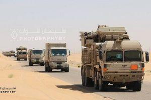 UAE cấp tốc đưa Pantsir-S1 tới Lybia, sẵn sàng bắn hạ UCAV Thổ Nhĩ Kỳ?