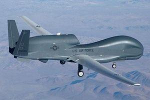 Máy bay quân sự không người lái Mỹ bị Iran bắn hạ