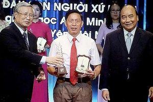 Lễ trao Giải Báo chí Quốc gia lần thứ XIII-năm 2018