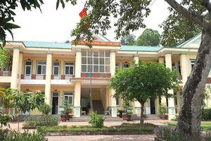 Nghệ An: Chủ tịch UBND xã Đại Thành nộp đơn xin từ chức