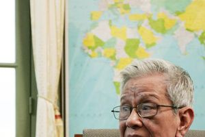Nhà báo Hữu Thọ (1932-2015): 'Viết thì phải dấn thân'