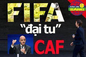 FIFA 'đại tu' CAF; Bại trận, Osaka mất ngôi số 1 thế giới